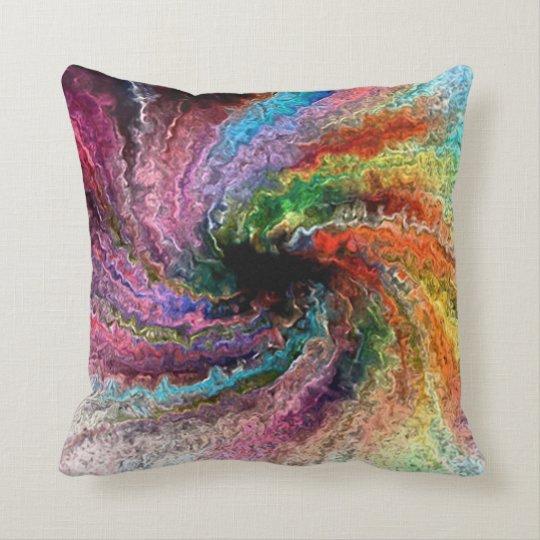 Colour Spectrum Pillow