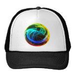 Colour Swirl Hat