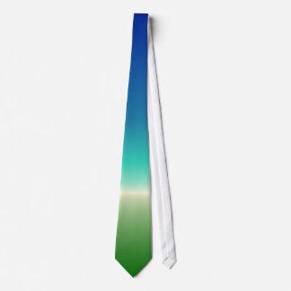 Colour tone Caribbean color gradient caribic Tie
