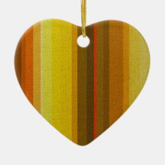 Colour Variation Ceramic Ornament