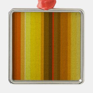 Colour Variation Metal Ornament