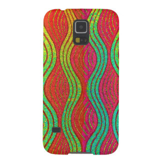 colour waves galaxy s5 cover