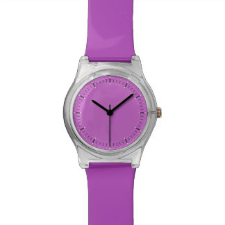 Colour Your Own Designer Watch