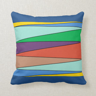 Colour Zigzag Pattern Scatter Cushion Pillows