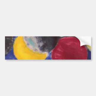 Colourcode: Dot series Car Bumper Sticker