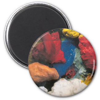 Colourcode:Paint series 2 Inch Round Magnet