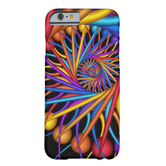 Coloured Dew Drops, Abstract iPhone 6 case