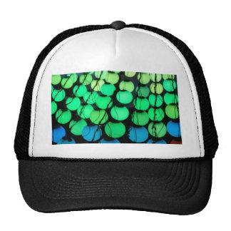 Coloured Disks Trucker Hat
