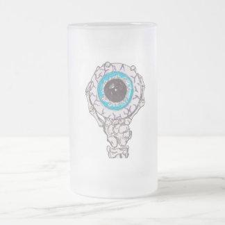 Coloured eye mugs