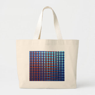 COLOURED GLASS 2 LARGE TOTE BAG