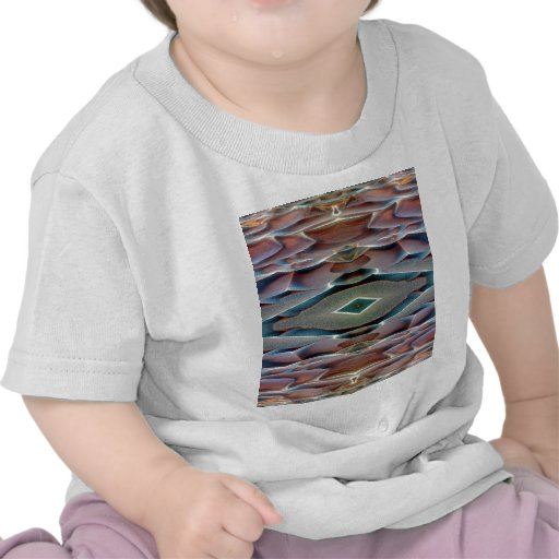 Coloured Mars Sand Dune T-shirts
