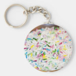 Coloured Rice Offering Key Chain
