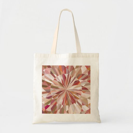 Colourful Abstract Design Bag