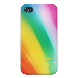 Colourful Abstraction iPhone 4/4S Covers