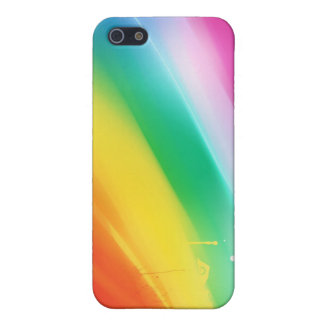 Colourful Abstraction iPhone 5 Cases