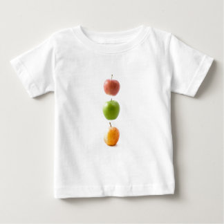 Colourful Apples Baby T-Shirt