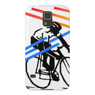 Colourful Bike Cycling Cases For Galaxy S5