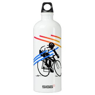 Colourful Bike Cycling SIGG Traveler 1.0L Water Bottle