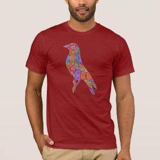 Colourful Bird T-Shirt