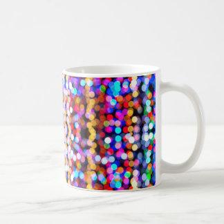 Colourful Bokeh Mug