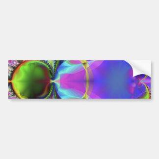 colourful bumper stickers