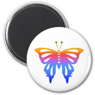 Colourful Butterfly Magnet