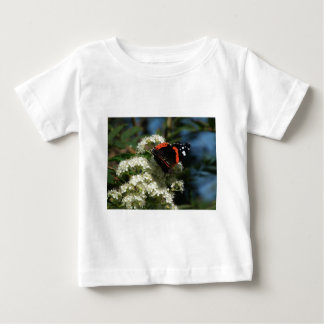 Colourful Butterfly Tee Shirts