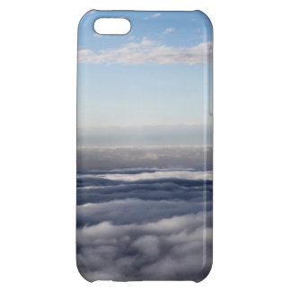 Colourful Clouds from an aeroplane iPhone 5C Cover