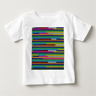 Colourful dots baby T-Shirt