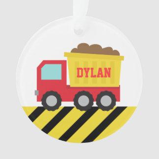 Colourful Dump Truck, Construction Vehicle for Boy
