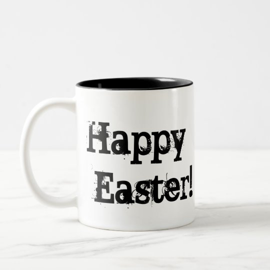 Colourful Easter Eggs Mug 3