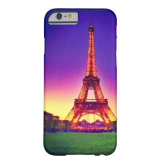 Colourful Eiffle Tower phone case for iphone6/6s