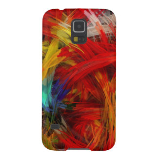 colourful galaxy s5 cover
