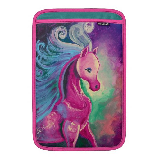 Colourful Horse Sleeve For MacBook Air