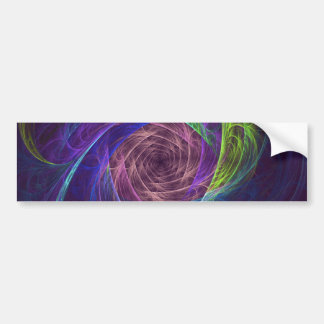 colourful-infinity bumper stickers