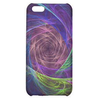 colourful-infinity iPhone 5C cover