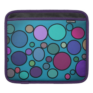 Colourful iPad Sleeve