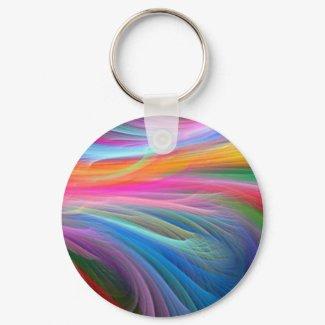 colourful keychain keychain