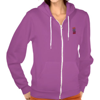 colourful macarons hoodie