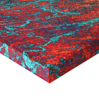Colourful Marble 2 Stone Texture Canvas Print