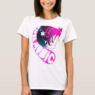 COLOURFUL MUSIC T-Shirt