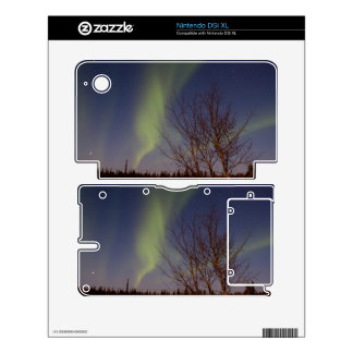 Colourful Northern Sky Decal For DSi XL