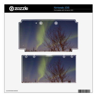 Colourful Northern Sky Decals For The 3DS