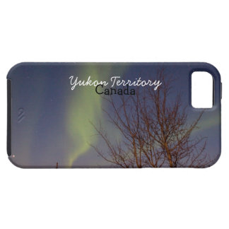 Colourful Northern Sky; Yukon Territory Souvenir iPhone 5 Covers