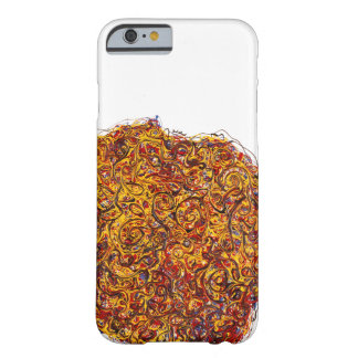 Colourful Original Abstract Art no1 Barely There iPhone 6 Case