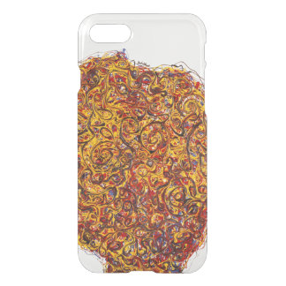colourful Original Abstract Art no1 iPhone 7 Case