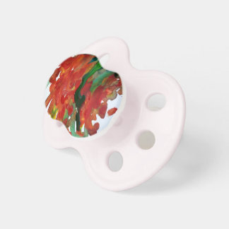 colourful pacifier for sweeties