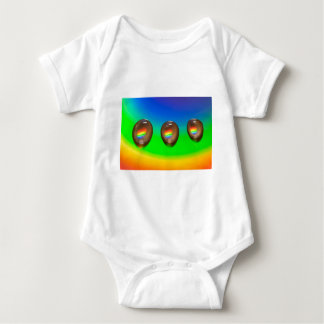 Colourful Pattern Products Infant Creeper