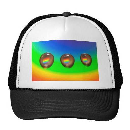 Colourful Pattern Products Trucker Hat