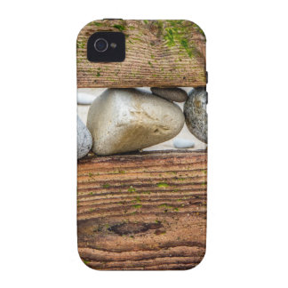 Colourful Pebbles iPhone 4/4S Cover